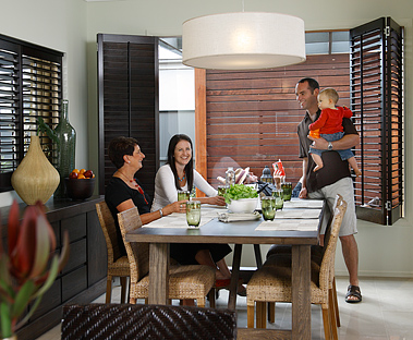Interior Design Family Dining