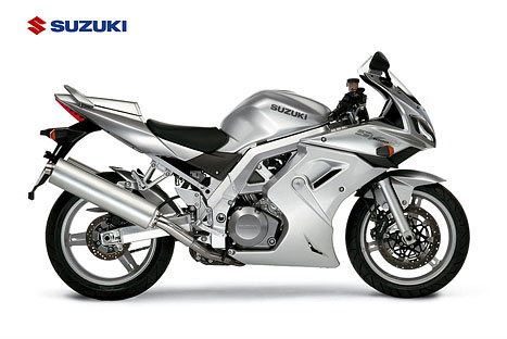 Suzuki Motorbike Commercial Automotive Product Photography